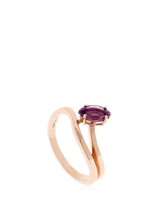 Bea Bongiasca | Multicolor Morning Star Lily Pride Rose Gold Ring | Lyst