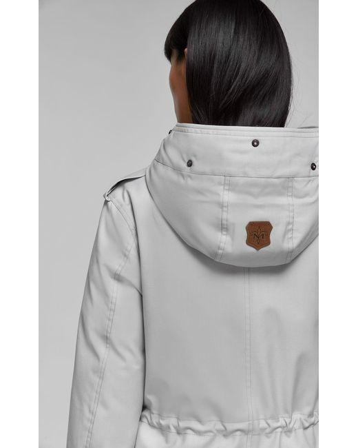 09915206e660 ... Mackage - Multicolor Rena-dx Down Filled Twill Parka With Fur-lined Hood  ...