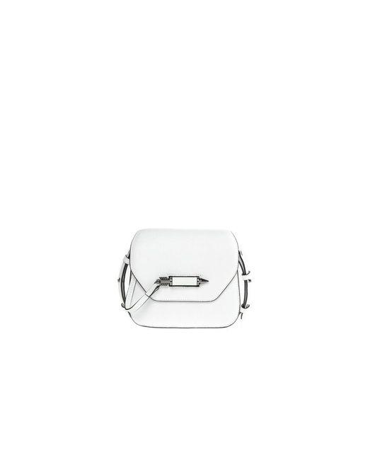 Mackage | Novaki Mini Crossbody Bag In White | Lyst