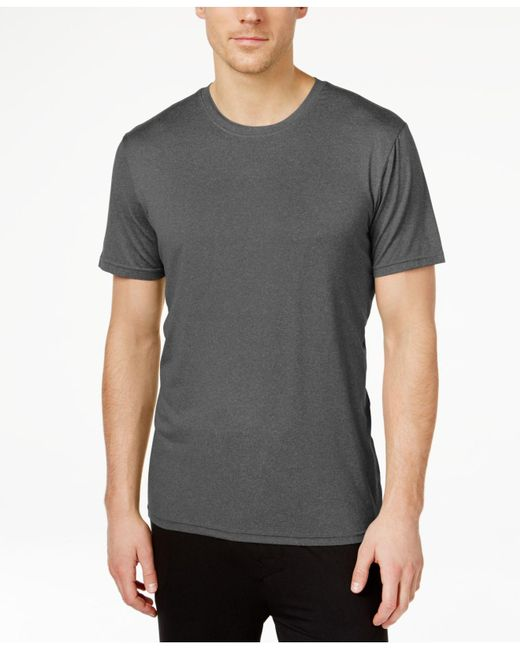 32 Degrees | Gray Crew-neck T-shirt for Men | Lyst