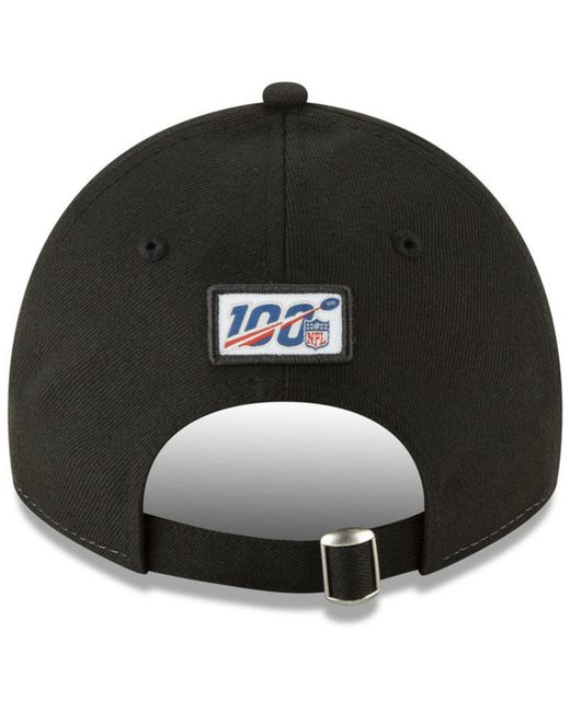 8878afa071a430 ... KTZ - Yellow Pittsburgh Steelers Draft 9twenty Strapback Cap - Lyst ...