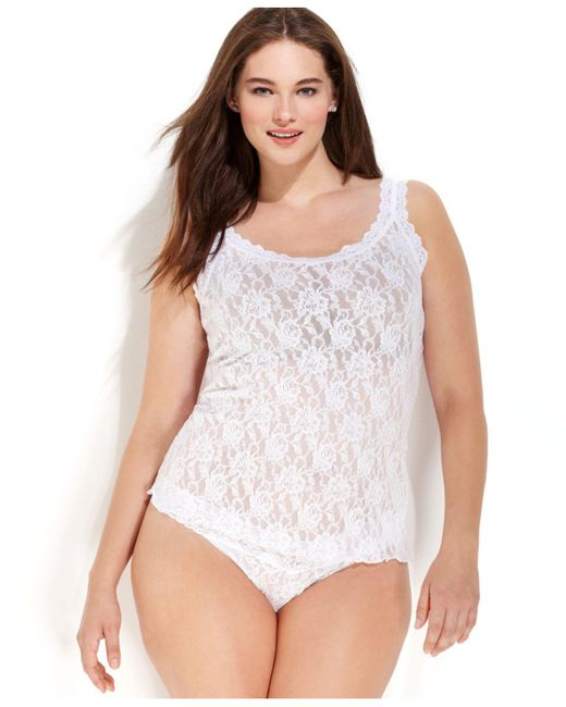 Hanky Panky - White Signature Lace Camisole 1390lx - Lyst