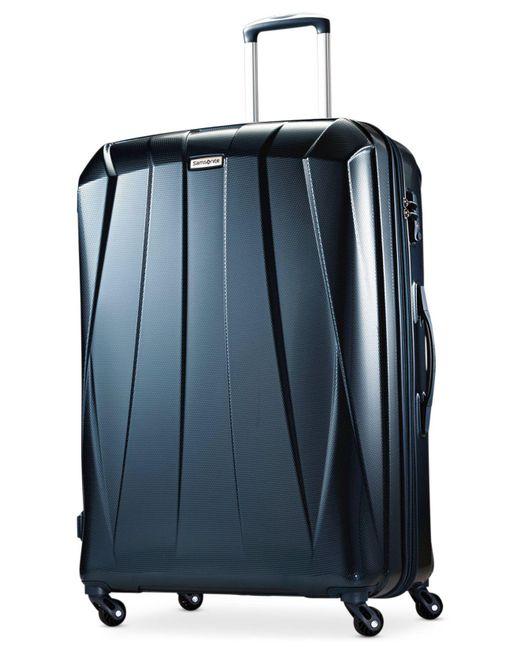 "Samsonite | Blue Vibratta 29"" Hardside Spinner Suitcase | Lyst"