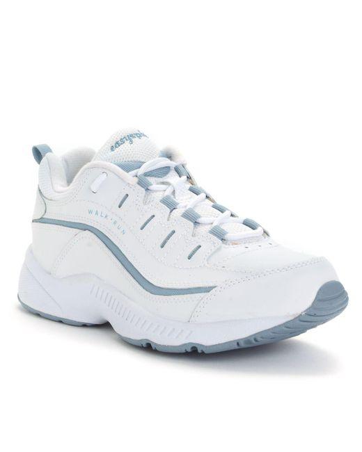 """Easy Spirit - White """"romy"""" Sneaker - Lyst"""