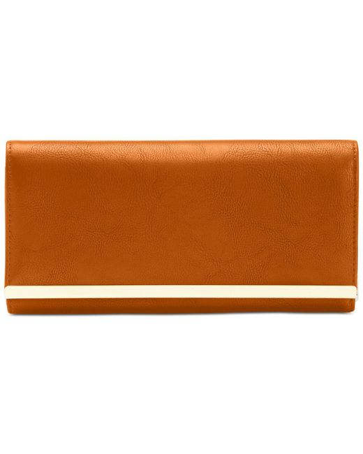 Style & Co. | Brown Clutch Wallet | Lyst