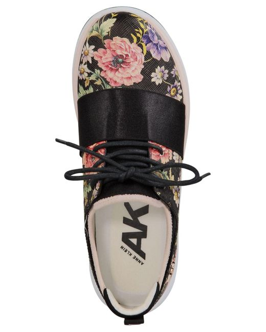 7cab83d216d ... Anne Klein - Black The Daddy Sneakers - Lyst ...