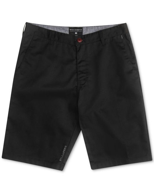 Billabong | Black Carter Shorts for Men | Lyst