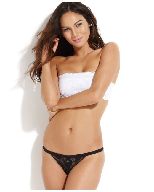 Cosabella | Black Never Say Never Skimpie G-string Never0221 | Lyst