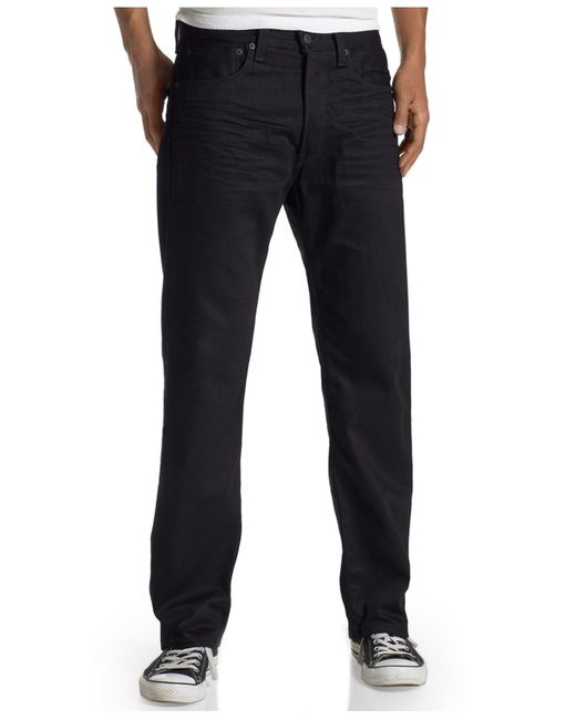 Levi's | Black 501 Original-fit Jeans for Men | Lyst