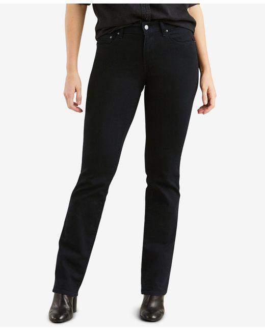 Levi's - Black 508 Straighttm Fit Legacy Wash Jeans - Lyst