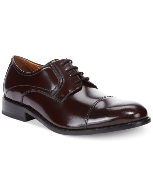 Bostonian | Red Men's Calhoun Limit Oxford for Men | Lyst