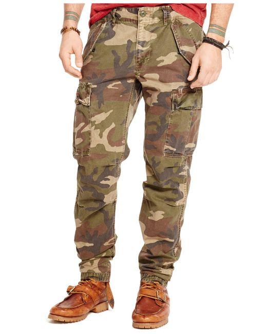 Denim & Supply Ralph Lauren | Multicolor Field Cargo Pants for Men | Lyst