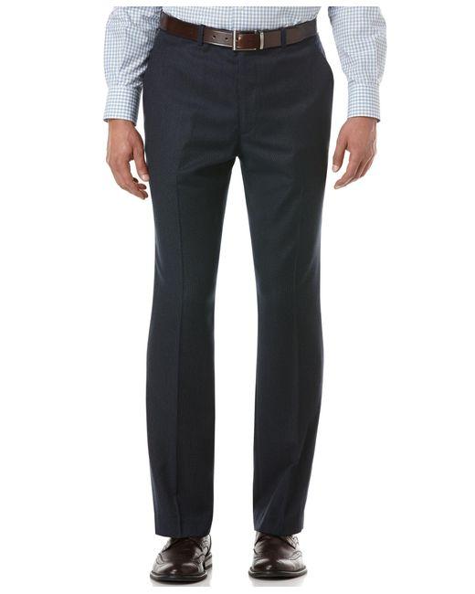 Perry Ellis | Blue Portfolio Travel Luxe Slim-fit Stretch Dress Pants for Men | Lyst