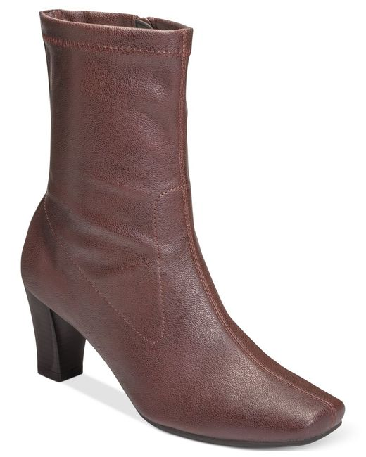 Aerosoles | Purple Geneva Dress Boots | Lyst