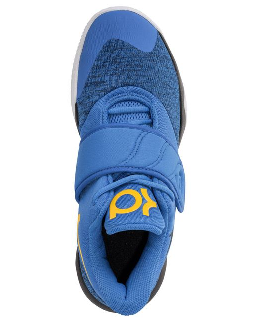 a3f13003d559 ... Nike - Blue Kd Trey 5 Vi Basketball Sneakers From Finish Line - Lyst ...