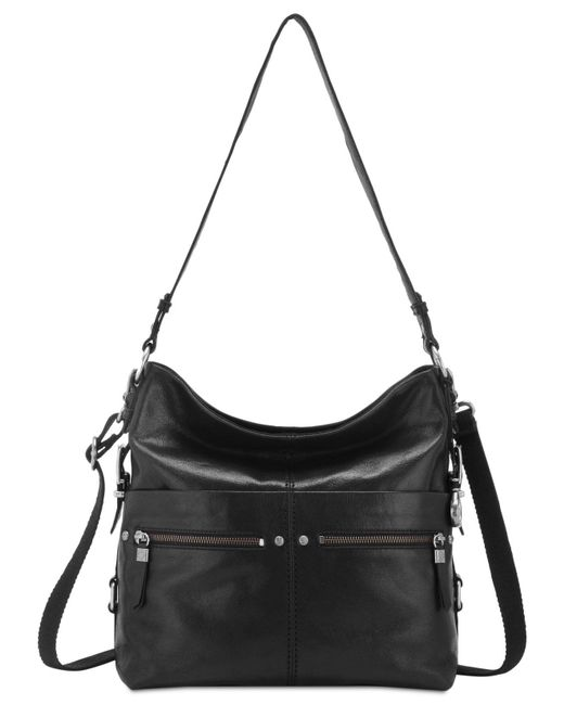 The Sak | Black Sanibel Bucket Bag | Lyst