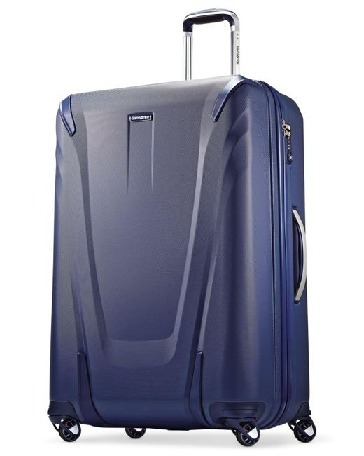 "Samsonite | Blue Silhouette Sphere 2 Hardside 30"" Spinner Suitcase 