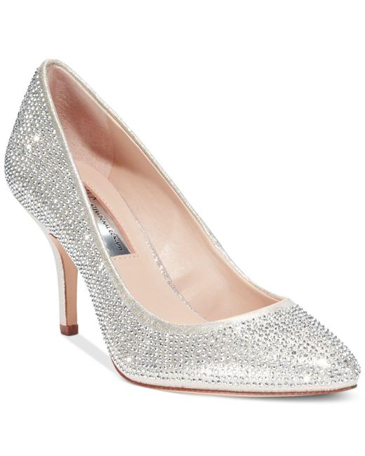 INC International Concepts | Metallic Zitah Evening Pumps | Lyst