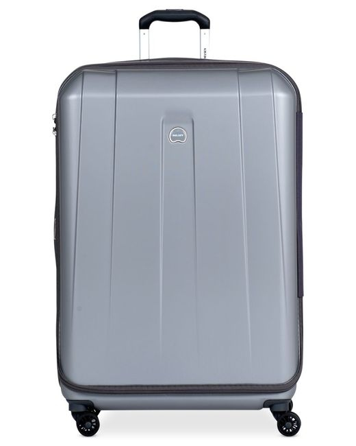 "Delsey | Metallic Closeout! 60% Off Helium Shadow 3.0 29"" Expandable Hardside Spinner Suitcase, In Blue, A Macy's Exclusive Color for Men 
