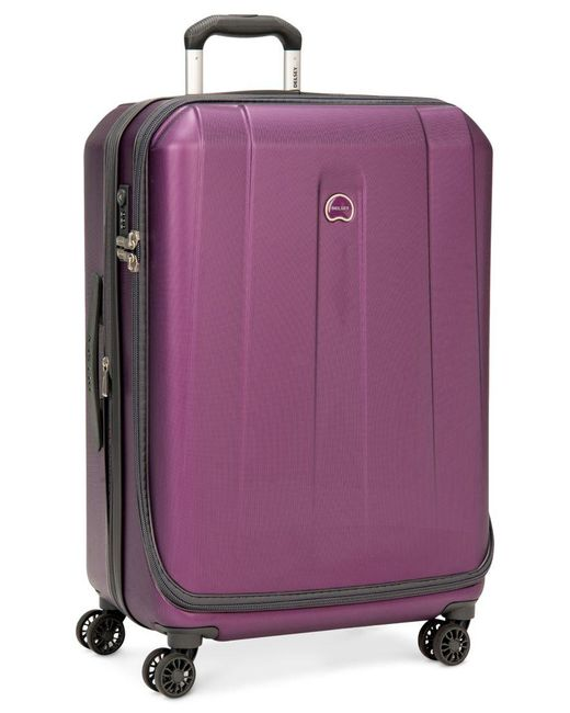 "Delsey | Purple Closeout! 60% Off Helium Shadow 3.0 29"" Expandable Hardside Spinner Suitcase, In Blue, A Macy's Exclusive Color for Men 