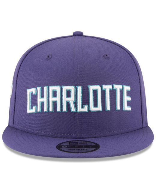 huge selection of 0372c 5b3ad ... order ktz purple statement jersey hook 9fifty snapback cap for men lyst  9a59a 9881b