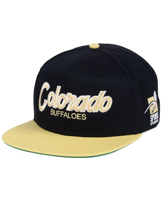 e14912efe ... coupon for nike black colorado buffaloes sport specialties snapback cap  for men lyst 51493 ed10b