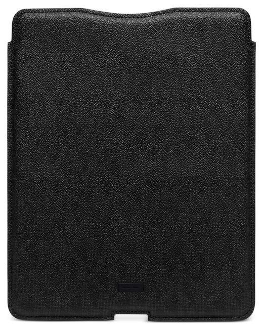 Michael Kors | Black Electronics Shadow Signature Tablet Sleeve for Men | Lyst