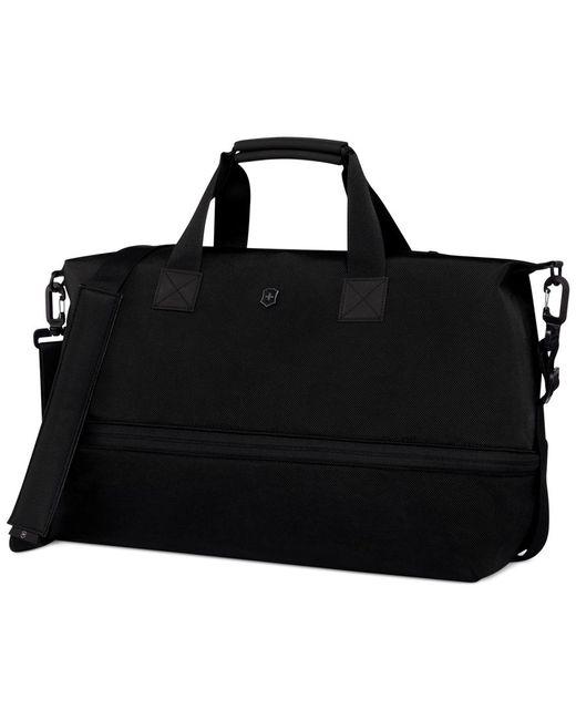 Victorinox | Black Victorinox Werks Traveler 5.0 Carryall Drop Bottom Tote | Lyst