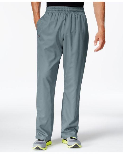 Under Armour   Gray Men's Vital Wind-resistant Training Pants for Men   Lyst
