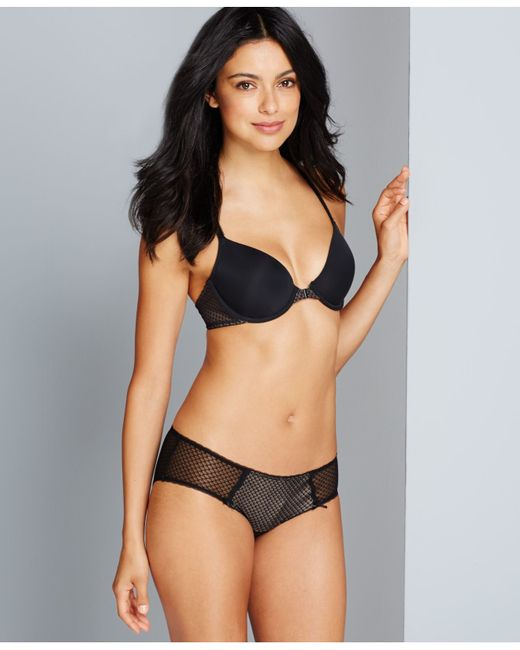 B.tempt'd | Black B.captivating Front Close Bra 953203 | Lyst