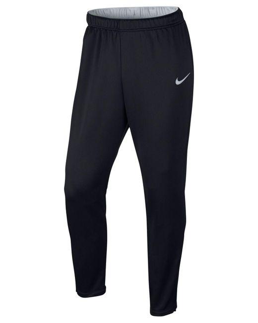 Nike | Black Academy Slim-fit Performance Pants for Men | Lyst