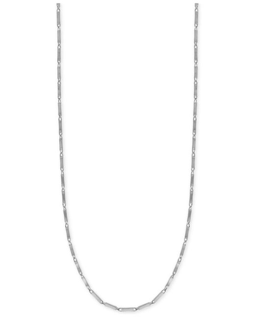 Vince Camuto | Metallic Gold-tone Singular Link Necklace | Lyst