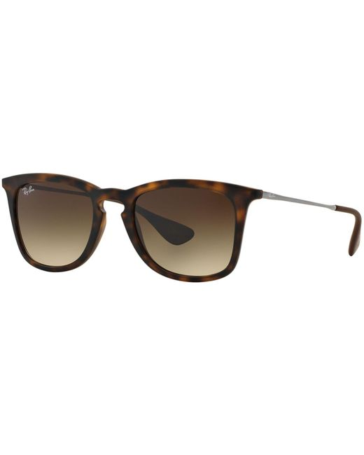 Ray-Ban   Brown Sunglasses, Rb4221 50 for Men   Lyst