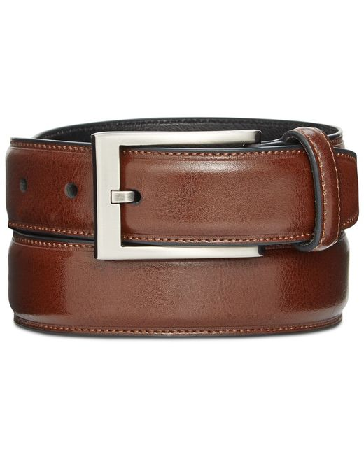 Shop brown leather mens belt at Neiman Marcus, where you will find free shipping on the latest in fashion from top designers.