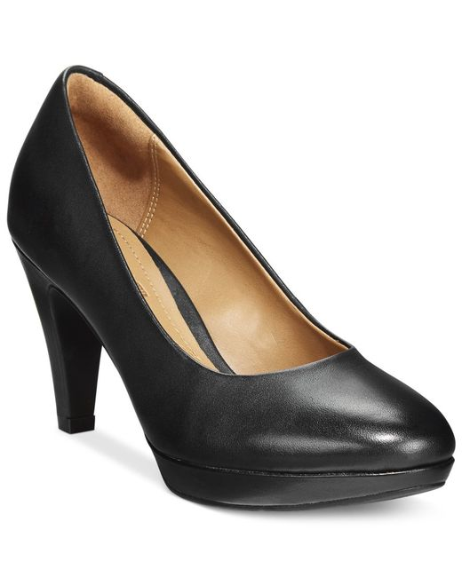 Clarks   Black Collection Women's Brier Dolly Pumps   Lyst