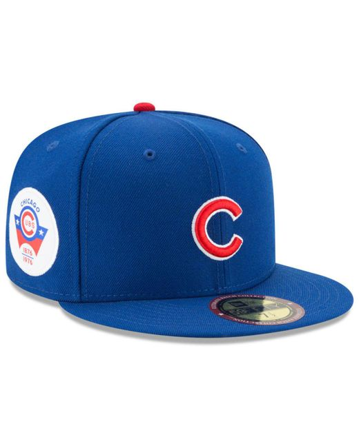 KTZ - Blue Ultimate Patch Collection Game 59fifty Cap for Men - Lyst
