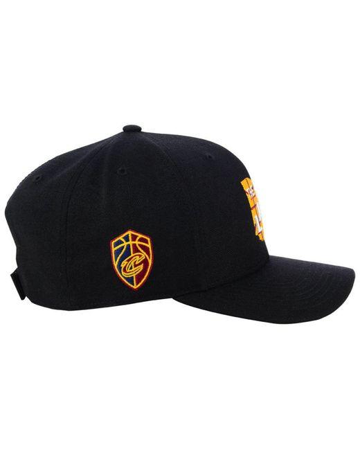 new product eaa53 58ca3 ... atlanta hawks region mesh mvp cap 69964 23250  denmark coupon code for 47  brand black cleveland cavaliers all region mvp cap for men lyst