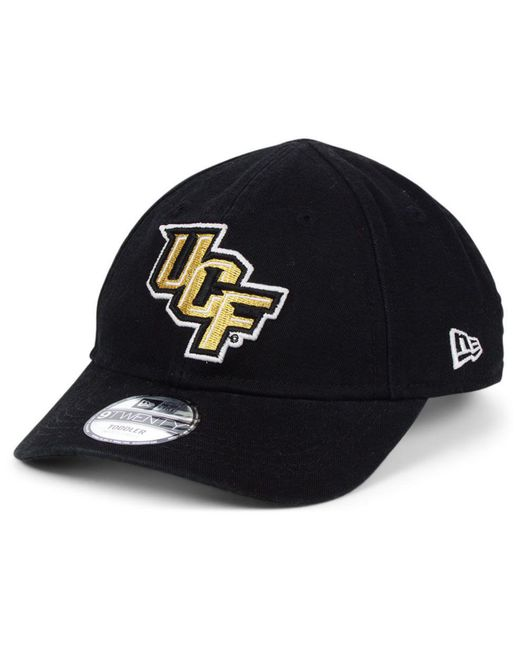 b14dedd4bc2 KTZ - Black Toddlers  University Of Central Florida Knights Junior 9twenty  Cap for Men ...