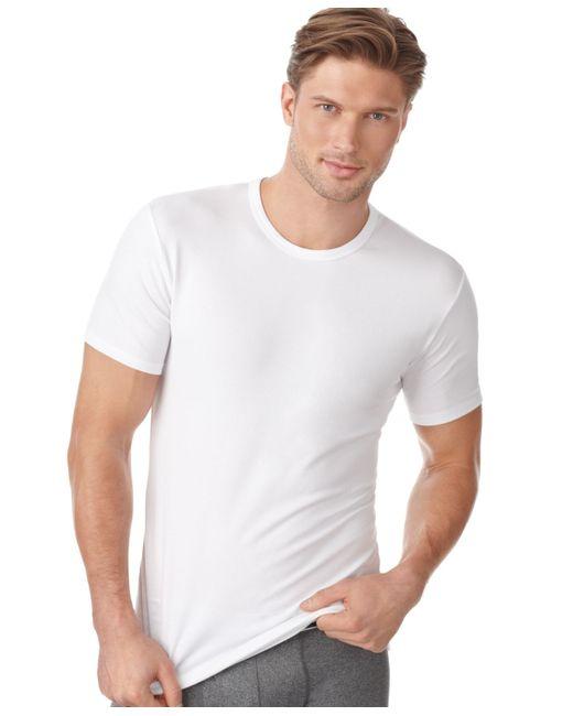Calvin Klein | White Men's Cotton Stretch Crew-neck T-shirt 2-pack Nb1178 for Men | Lyst