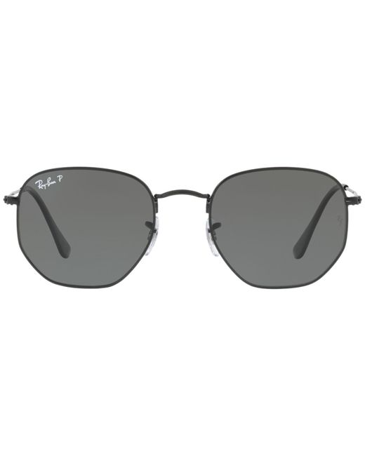 01b2843f5c ... Ray-Ban - Black Polarized Sunglasses