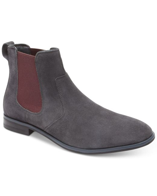 rockport s birch lake chelsea boots in multicolor for