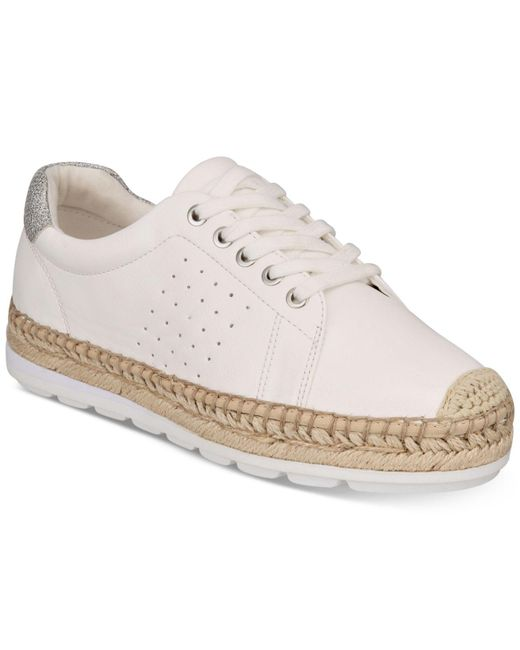 ALDO - White Methuen Espadrille Sneakers - Lyst
