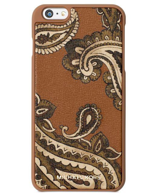 Michael Kors : Multicolor Michael Electronics Iphone 6 Plus Case ...