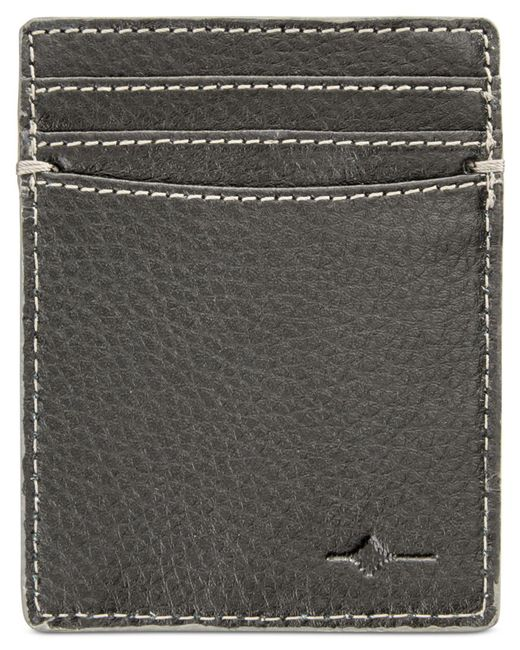 Buxton - Gray Men's Rfid Wallet & Universal Power Bank for Men - Lyst