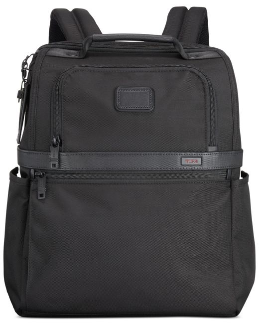 Tumi | Black Alpha Ballistic Travel Slim Solutions Backpack for Men | Lyst