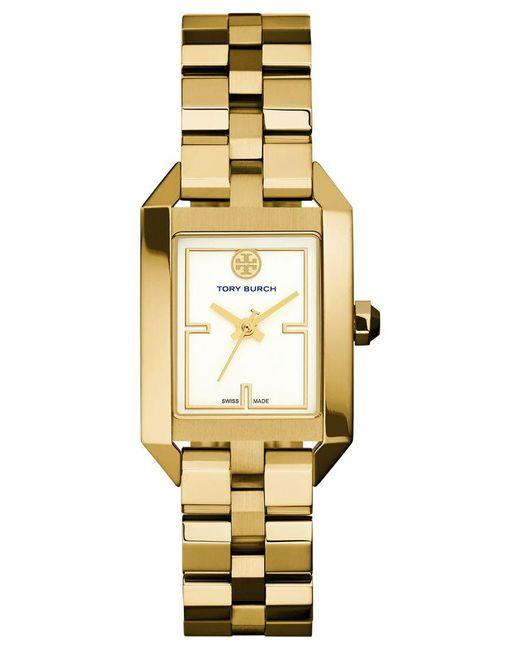 Tory Burch   Metallic 'dalloway' Bracelet Watch   Lyst