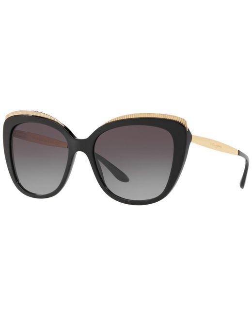 Dolce & Gabbana - Gray Sunglasses, Dg4332 57 - Lyst