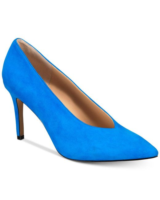 INC International Concepts - Blue Ciaran Pumps, Created For Macy's - Lyst