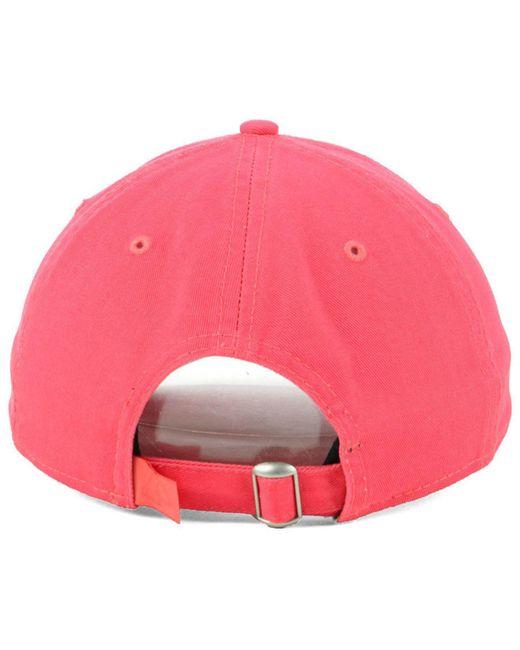 online retailer df511 14917 ... promo code for ktz pink boston red sox spring classic 9twenty cap for men  lyst 114ae