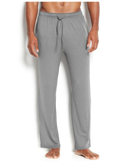 32 Degrees | Gray Pajama Pants for Men | Lyst